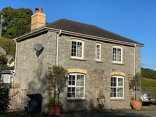 Jasmine Cottage, stunning pet friendly Welsh holiday cottage near Builth Wells