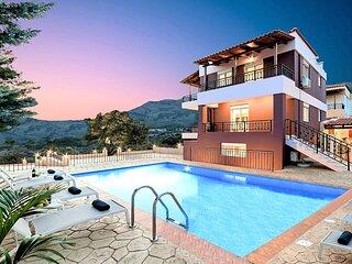 Villa Kermes Heated Pool