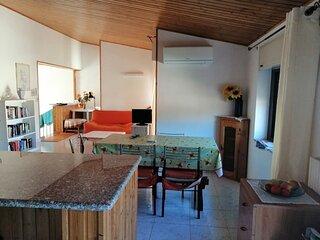 Nice apartment in Teulada