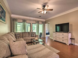 NEW! Upscale Country Club Escape on Lake Conroe!