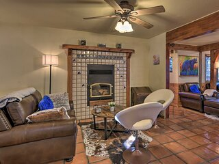 NEW! Flagstaff Home w/On-Site Trails, 3 Mi to Dtwn