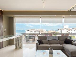 Pier 57-601 - Chic 1 bed 2 bath Best Ocean Views Romantic♥Zone