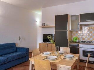 Appartamento Bilocale 5 persone Cristal Blu