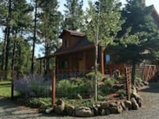 The Sierra Blanca Cabin, vacation rental in Ruidoso Downs