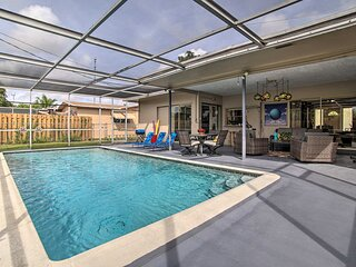 NEW! Miami Home w/ Private Oasis ~6 Mi to Beaches