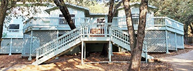 Pine Hills Cabin in Julian CA