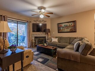 Intriguing 2BD Condo Near Branson Strip and the Lake! Best of Both Worlds!