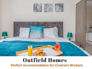 Outfield Homes, near Peterborough City Hospital