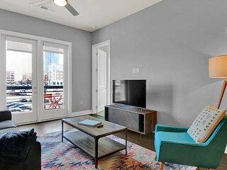 Kasa   Charlotte   Trendy 2BD/2BA Apartment