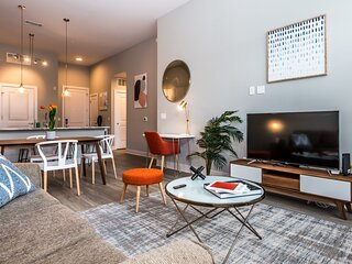 Kasa | King of Prussia | Modern 2BD/2BA Apartment