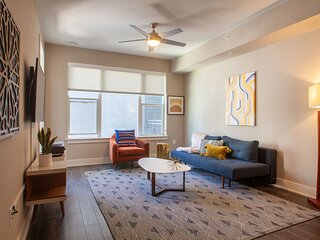 Kasa | Denver | Fabulous 1BD/1BA Riverfront Apartment