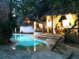 Simba Wa Kale Luxury Villa | Malindi