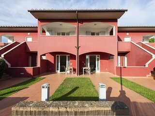 Holiday resort in Maremma near the beach,B4pp, children pool, breakfast room