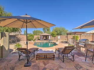 NEW! Home w/Outdoor Oasis, 4Mi to Surprise Stadium