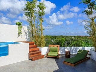 2Bedrooms Penthouse With Private Pool Surrounded By Nature