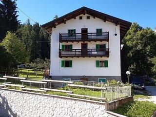 Ospitalita Diffusa appartamento ZOPEL Dolomiti
