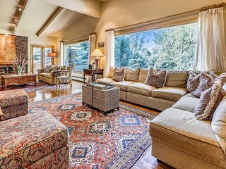 Beautiful Aspen Family Home perfect whole family