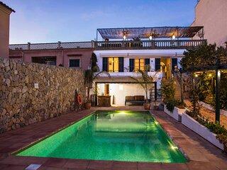 Villa Son Mas, wifi, piscina, muy buena situacion