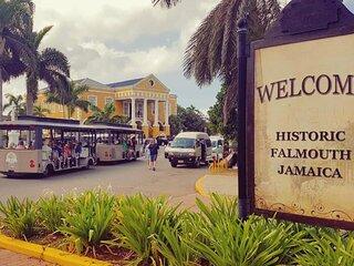 Williams Place Falmouth Trelawny Jamaica