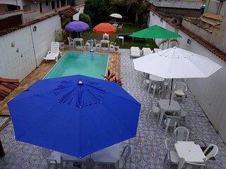 Cabo Frio praia de Unamar Casa 4 quartos + piscina - Carnaval Férias Feriados