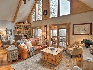 Luxe Franklin Home Features Indoor/Outdoor Comfort