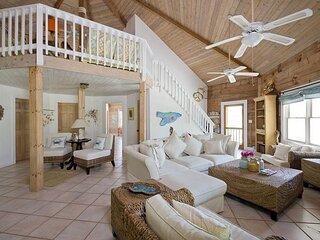 Shangri-La, Bahamas Tropical Beach Villa, Atlantic Ocean