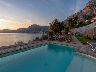 Casa Incanto - Seaview, Garden & Pool