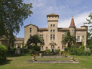 Chateau de Languedoc