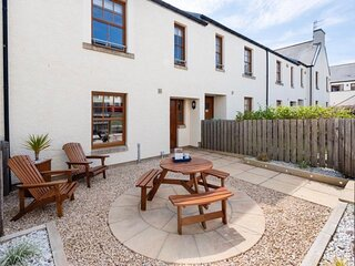 Coastal Haven- stunning East Neuk home with games room