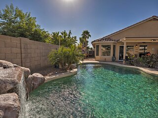 NEW! Idyllic Avondale Home w/Outdoor Oasis + Grill