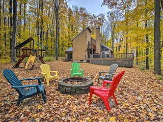 NEW! Family Escape - Near Little Traverse Wheelway