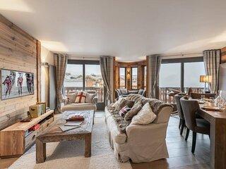 Spacieux appartement familial avec une decoration moderne