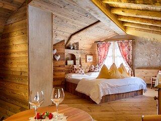 Sogno di Fiaba: romantico chalet di montagna a Molveno