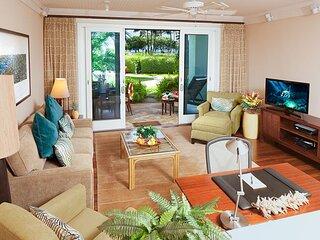 Villa 110: Ocean View Turtle Bay Beachfront 3-bed Villa