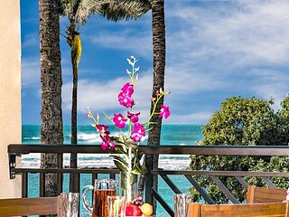MAY REDUCED! Villa 202: Ocean View Turtle Bay Beachfront Legal Rental