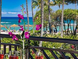 FEB REDUCED! Villa 208: Ocean View Turtle Bay Beachfront Legal Rental