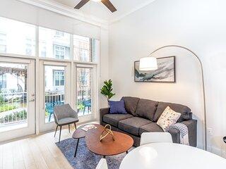 Kasa | Atlanta | Trendy 1BD/1BA Buckhead Apartment
