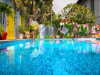 Jomtien Chic BBQ Pool Villa 7 Beds