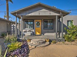 Cozy Cottage w/ Patio: 2 Mi to Downtown Phoenix!
