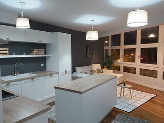 Precioso apartamento muy luminoso y céntrico, sito  edificio recién rehabilitado