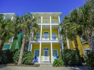 Beach House Rental - Salty Dreams