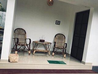 Relax beach house at Varkala