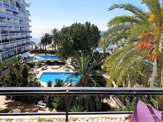 Spacious Apartment with Sea Views in Skol Marbella