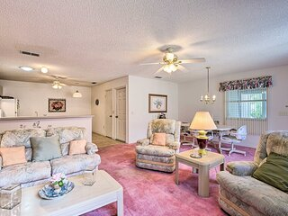 NEW! The Villages Home: Golf, Shop, & Swim Nearby!