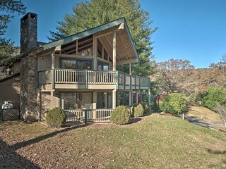 NEW! Mountain Haven w/ Views - Hike, Raft, & Golf!