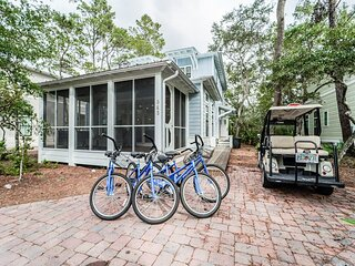 Magnolia Cottages by the Sea - Blue Daze