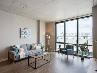 Spacious Loft In The Heart of Philly