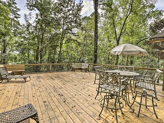 NEW! Charming Tallahassee Hideaway - 5 Mi to FSU!