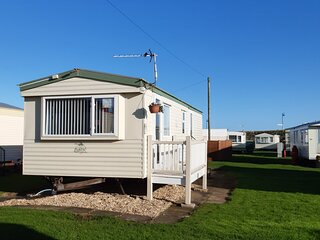 308 Happy Days Seaside, Trusthorpe, Mablethorpe Holiday Caravans