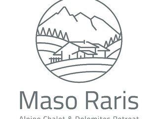 The small Maso Raris Alpine Chalet & Dolomites Retreat